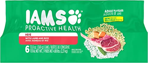 IAMS PROACTIVE HEALTH Pate Wet Dog Food
