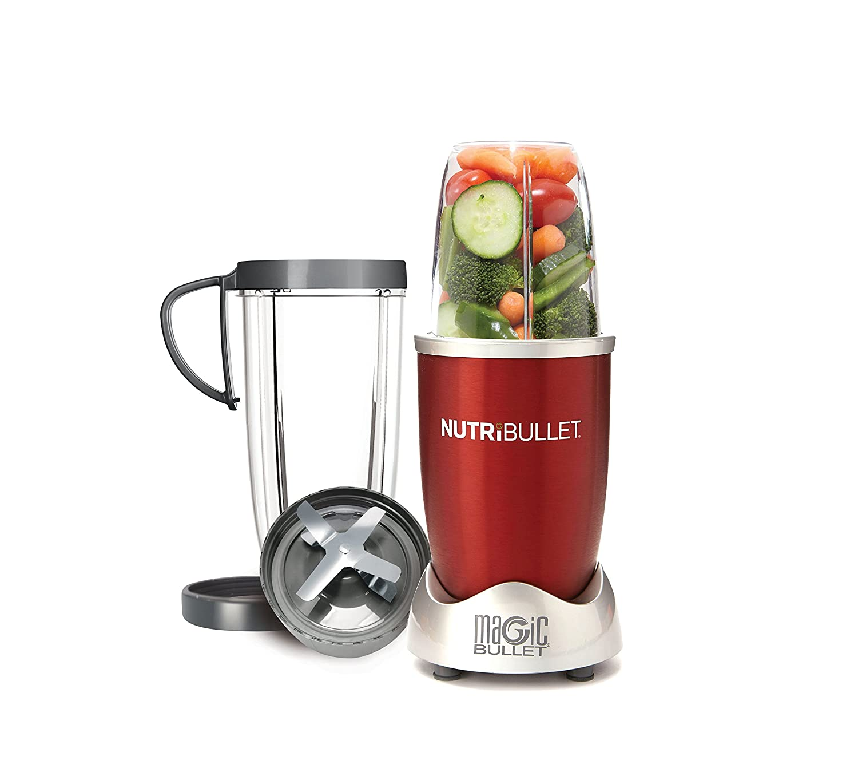 NutriBullet (Red) Hi-Speed Blender/Mixer