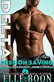 Delta Mission Saving Shayna, SEAL Team Phantom Series Book 5
