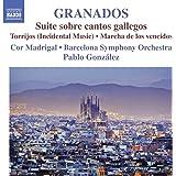 GRANADOS/ SUITE SOBRE CANTOS GALLEGOS/TORRIJOS