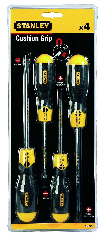 Set de 4 destornilladores Stanley 0-65-013 por solo 9,15€