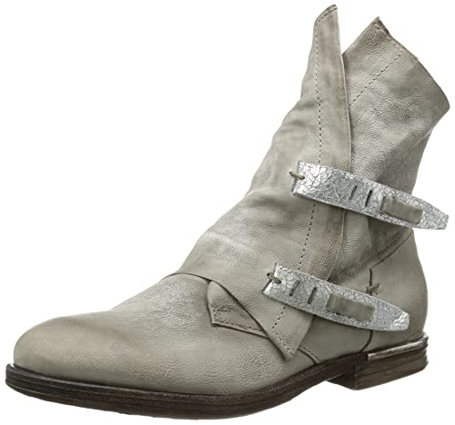 separation shoes 2392a d1d16 Airstep 102207-9010-9409 Damen Biker Boots