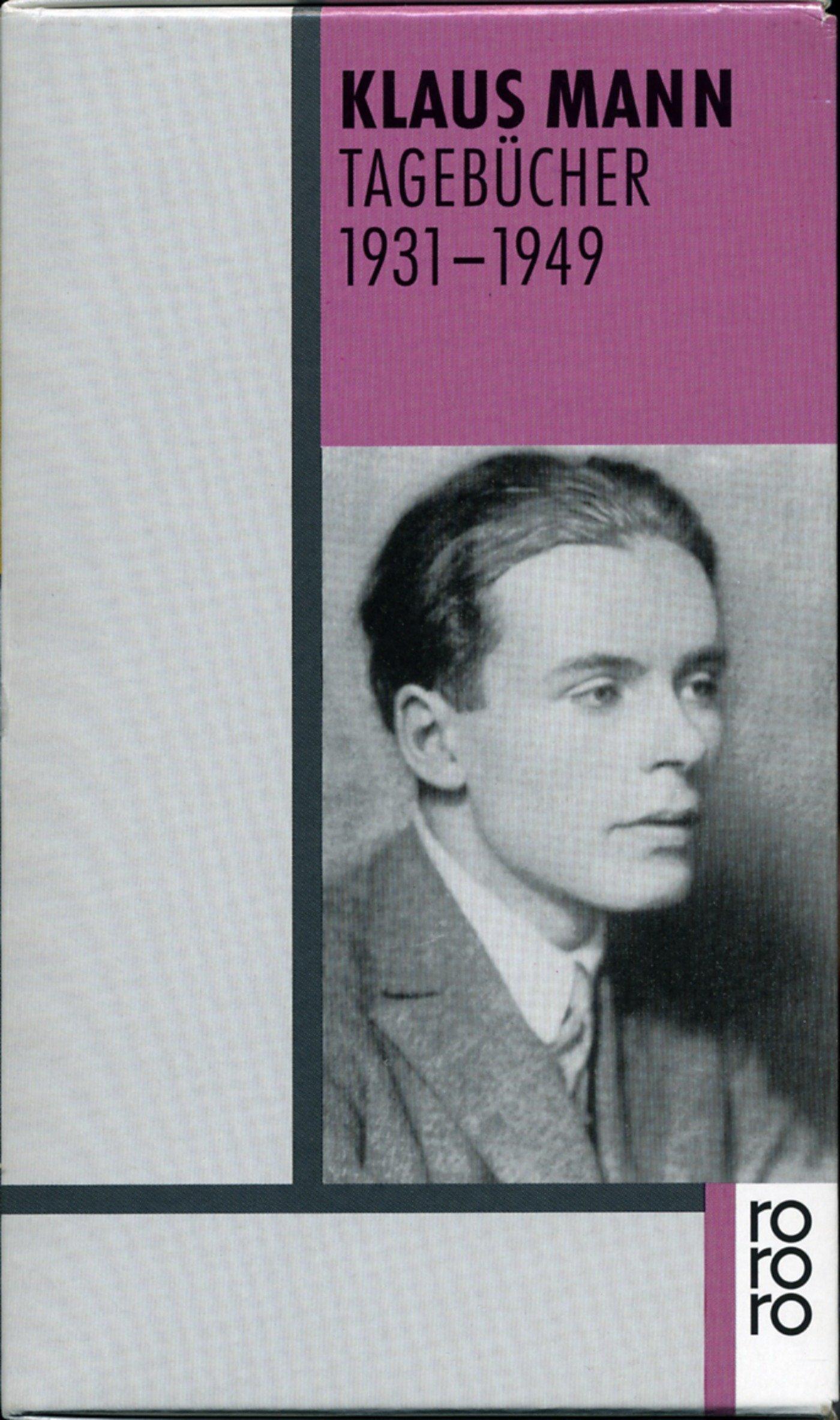 Tagebücher 1931 bis 1949