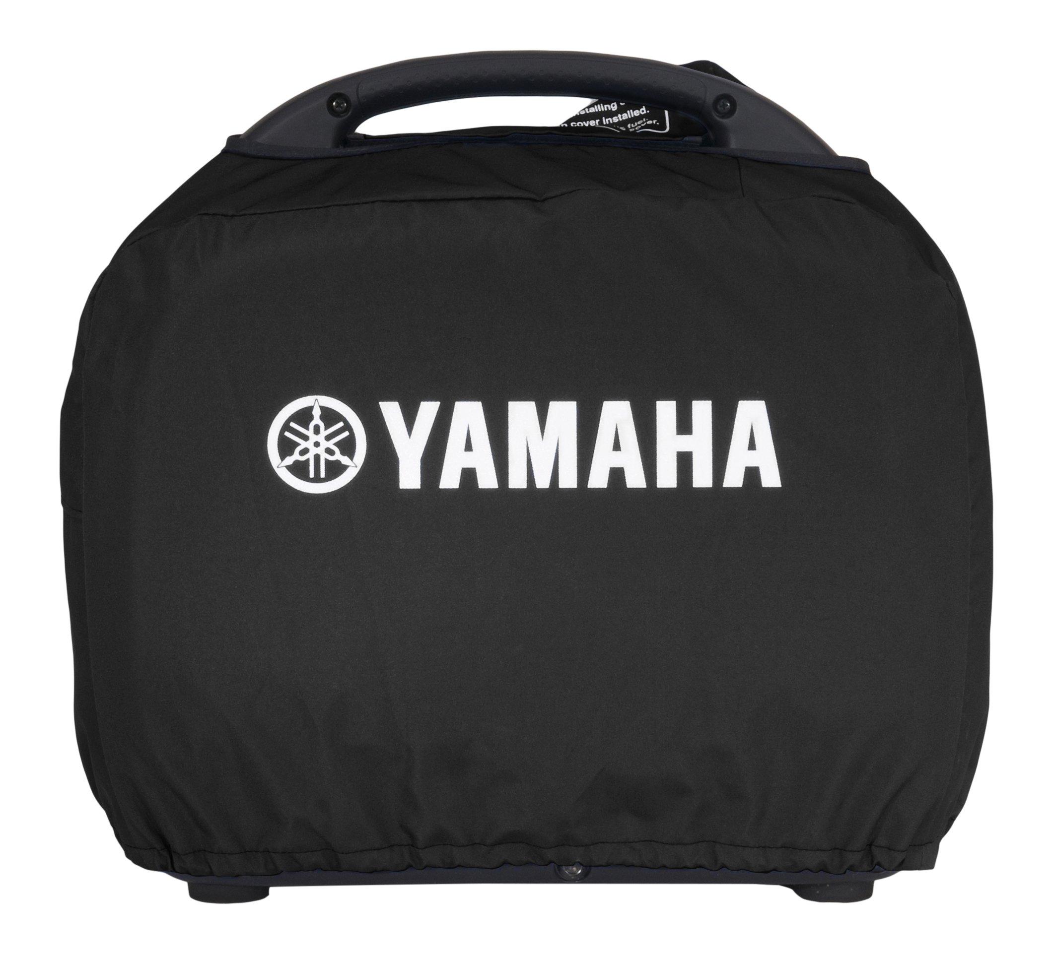 YAMAHA ACC-GNCVR-20-BK Generator Cover for Models EF2000iS, Black by YAMAHA (Image #1)