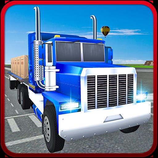Cargo Transport Truck - Log Truck Games