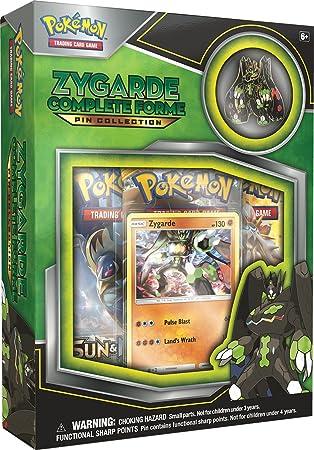 Colección de Cartas de la Forma Completa de Zygarde del Juego de Cartas coleccionables de Pokémon 290-80273 (versión en Idioma inglés): Amazon.es: Juguetes y juegos