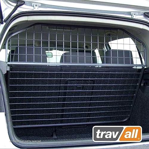 Travall Guard Compatible with Volkswagen Golf Hatchback 2003-2009 Rabbit Hatchback 2006-2008 TDG0418 – Rattle-Free Steel Pet Barrier