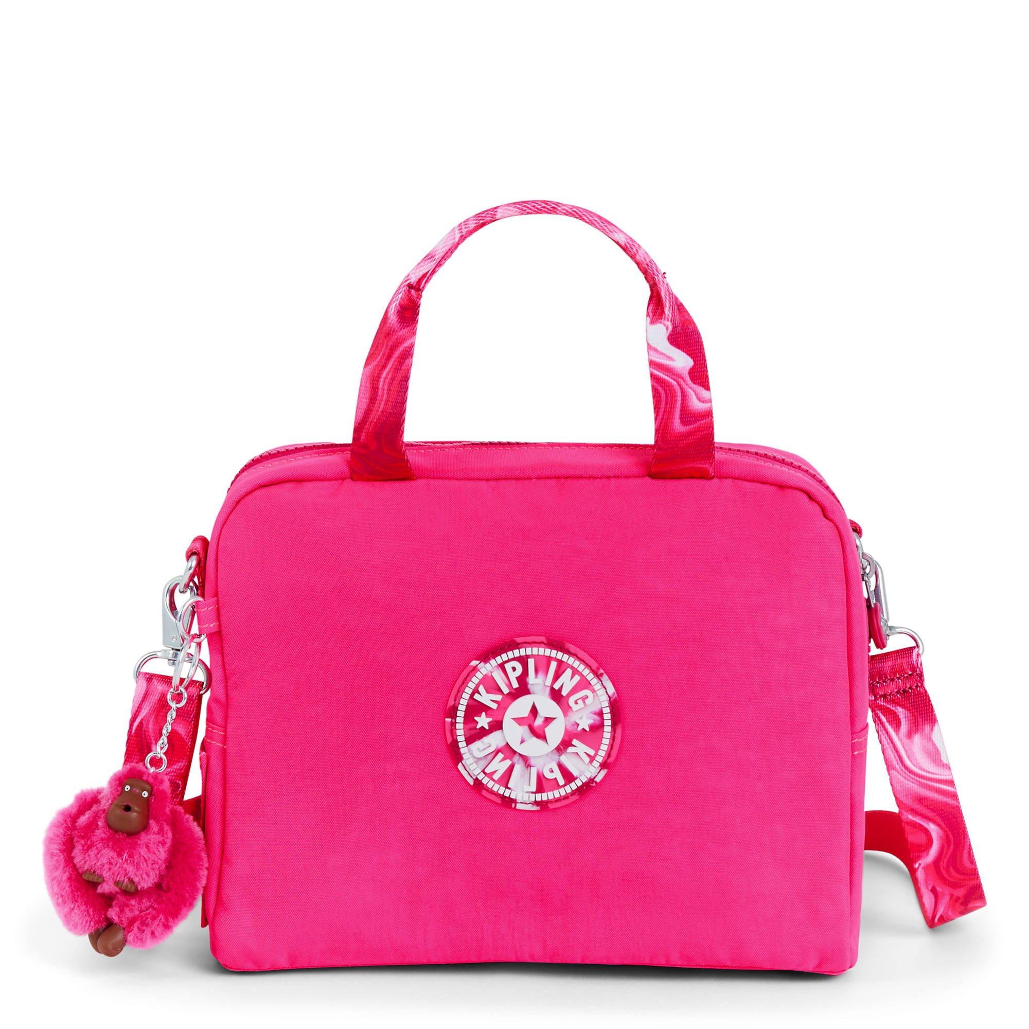 Kipling Women's Piper Lunch Bag One Size Surfer Pink