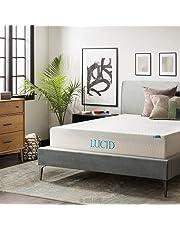 Lucid® Colchón de Espuma viscoelástica