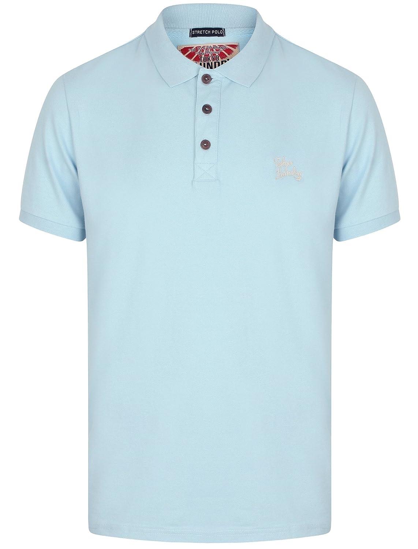 Tokyo Laundry Mens Designer Penn State Collar Polo Shirt 1x8907a