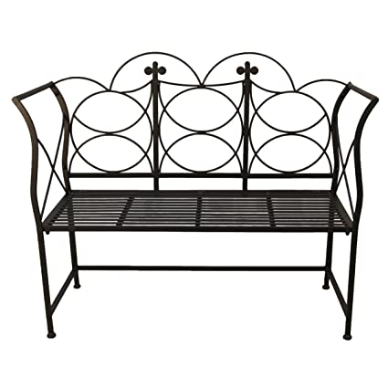 Fabulous Amazon Com Carolina Chair Table 1Bn1837 Blk Peyton Metal Ocoug Best Dining Table And Chair Ideas Images Ocougorg