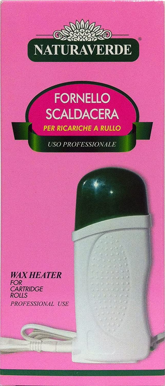 NATURAVERDE Scaldacera Depilatoria Recambios Rodillo de ...