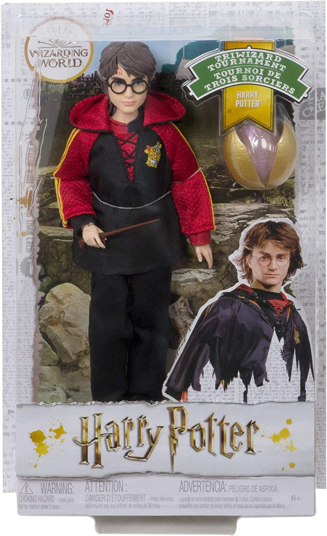 Amazon.es: Harry Potter Muñeco Harry de la Colección de Cáliz de ...