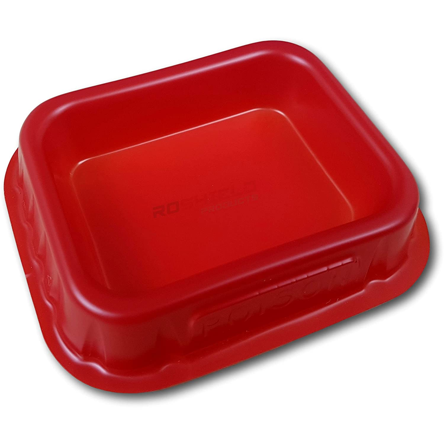 Roshield 10 x Pro Medium Plastic Bait Monitoring Trays for Mouse & Rat Control Poison Seahaven Limited