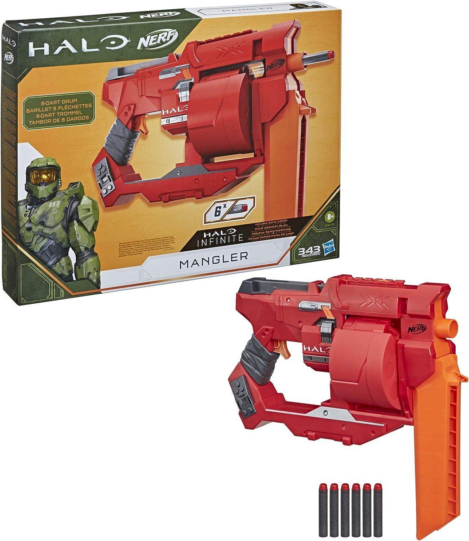 Nerf Halo Chameleon