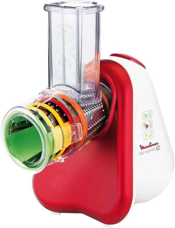 Moulinex Fresh Express Plus DJ756G15- Rallador eléctrico, 150 W ...