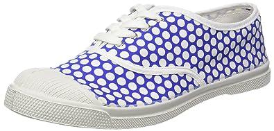 Bensimon - Damen - Colorspots - Sneaker - blau HMYmY4q