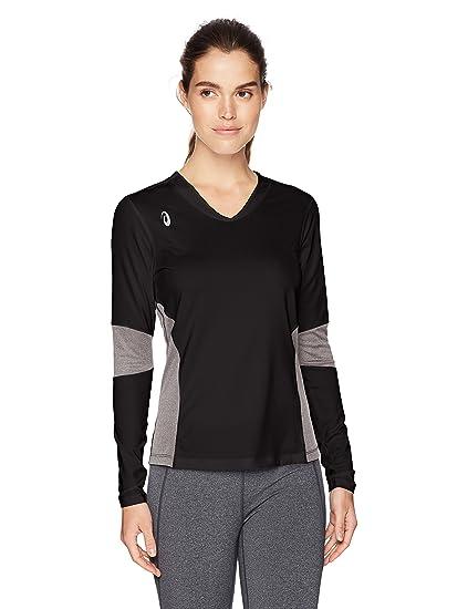 c3e04e2c4aab Amazon.com  ASICS Womens Decoy Long Sleeve  Sports   Outdoors