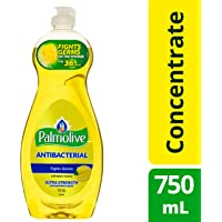 Palmolive Ultra Dishwashing Liquid Antibacterial, 750ml