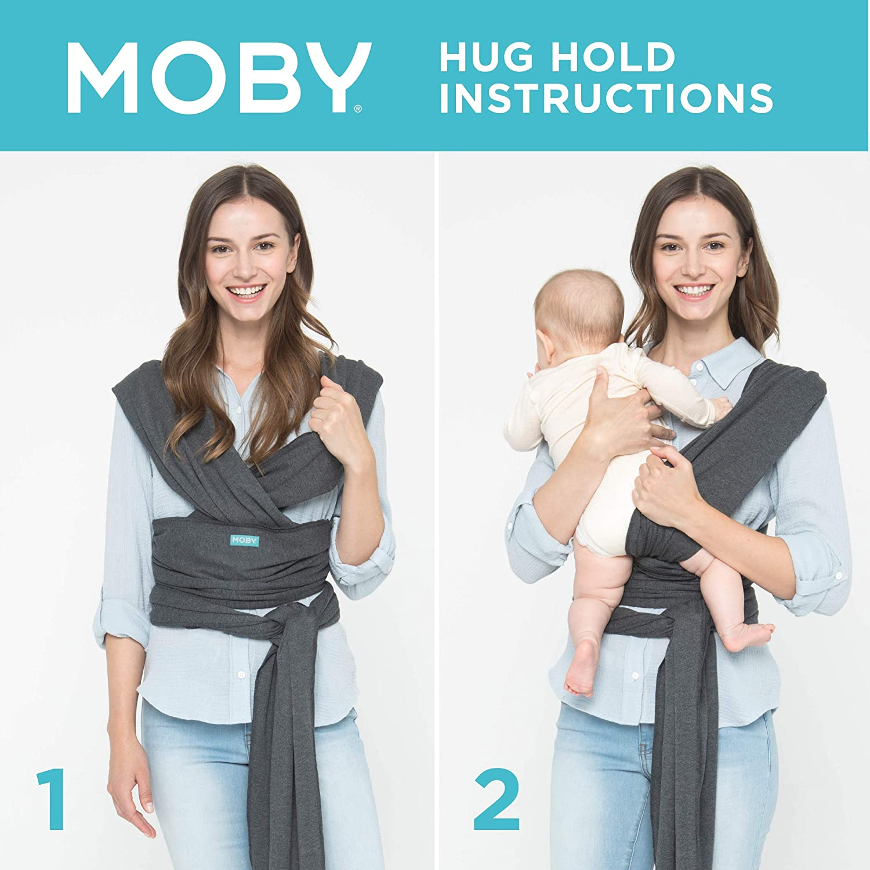 moby wrap hug hold age