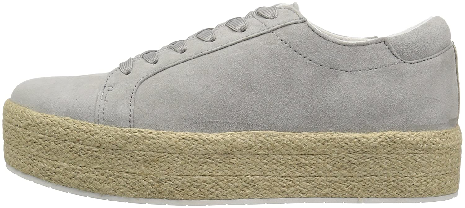 Kenneth Cole New Lace York Women's Allyson Platform Lace New up Jute Wrap-Techni-Cole Sneaker B075KXYH6Z 5.5 B(M) US|Dust Grey 3a216a