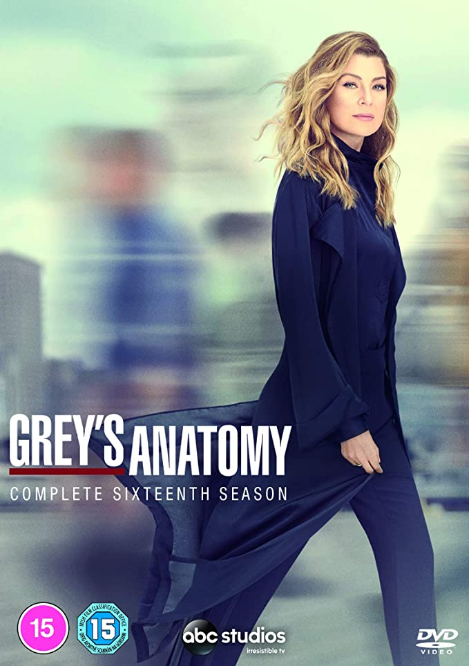 Grey's Anatomy Season 16 [DVD]