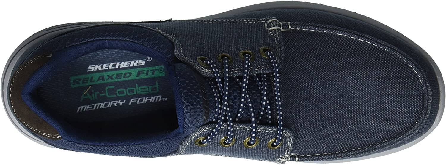 Buy SKECHERS Relaxed Fit: Elent Mosen Bootsschuhe Shoes