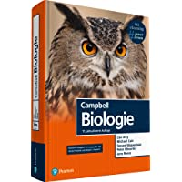 "Campbell Biologie. Mit eLearning-Zugang ""MyLab | Biologie"" (Pearson Studium - Biologie)"