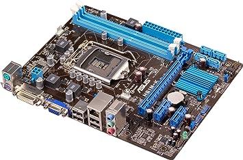 Tarjeta Madre ASUS H61 M-K Motherboard LGA 1155 Socket Intel ...