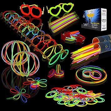 Bracelets and Necklaces. 10 Lamp Party Favors