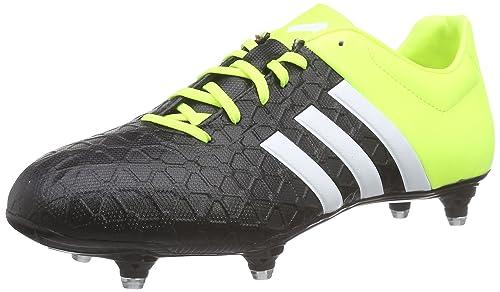 Da ftwr Adidasace15 SgCalcio solar 4 UomoGiallogelbcore Yellow40 Amazon shoes 2 3 Black White Allenamento Scarpe kXO0wPn8