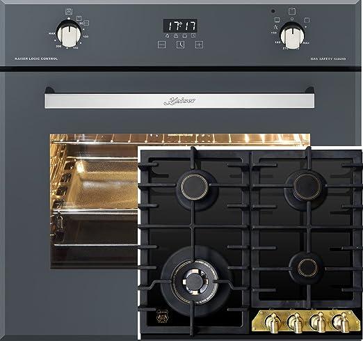 autarkes Cocina de gas (Kaiser/Instalación del Horno de Gas ...