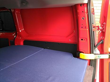 Cama furgoneta Transit Custom, ligera y ... - Amazon.es