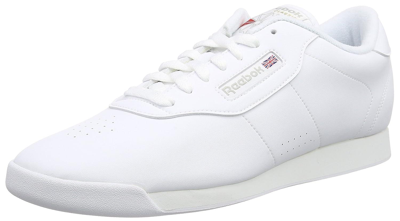 Reebok Princess, Zapatillas Mujer 36 EU Blanco (Intense White)