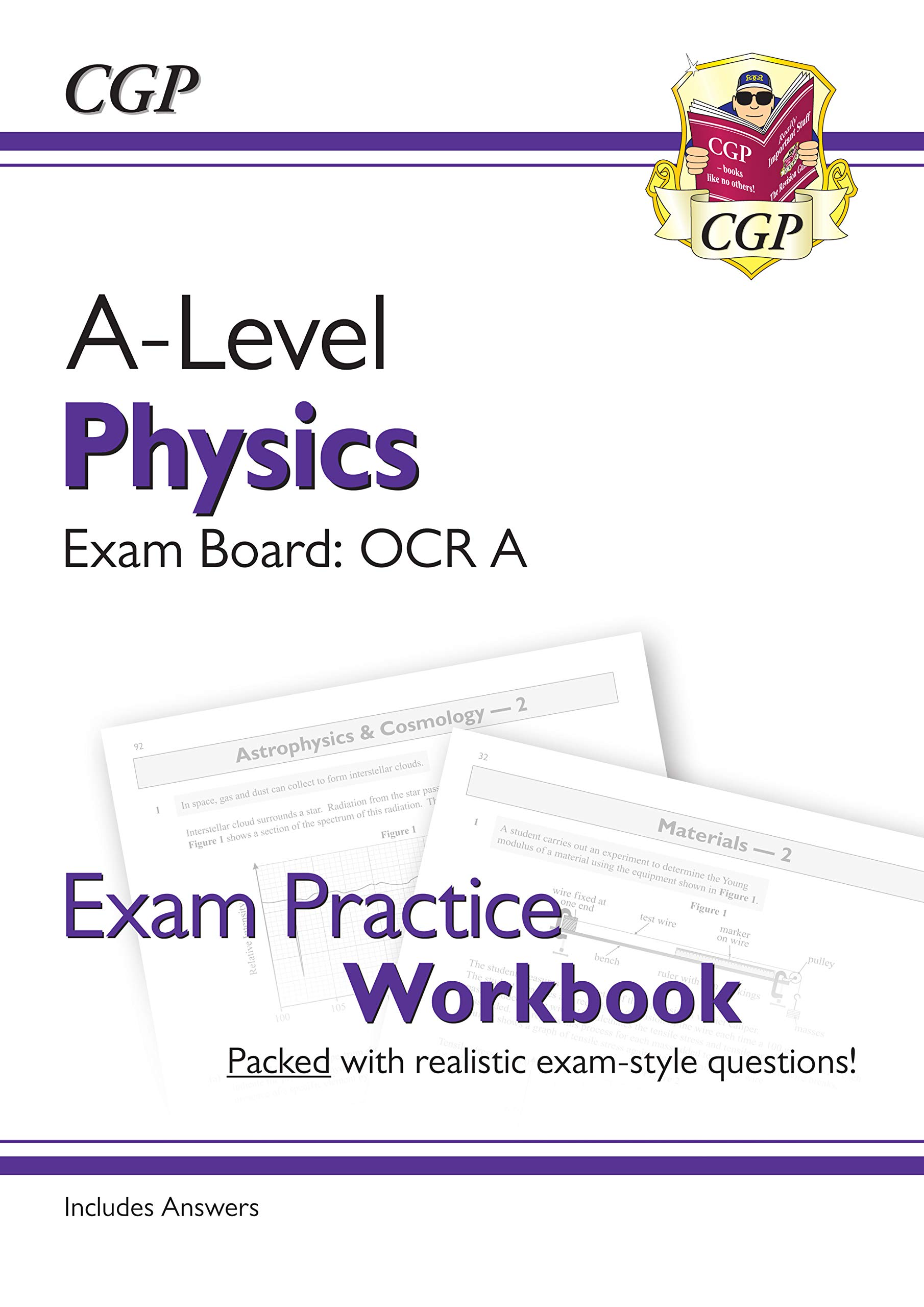 New A-Level Physics for 2018: OCR A Year 1 & 2 Exam Practice