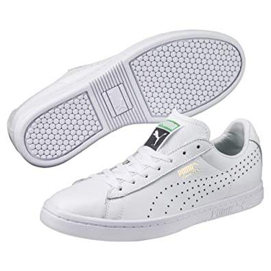 promo code cdc6b 4bba3 Puma Men's Court Star NM Leather Sneakers