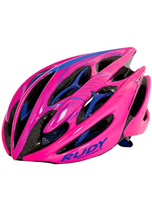 R Project - Casco para bici rudy project sterling pink-blue s-m ...
