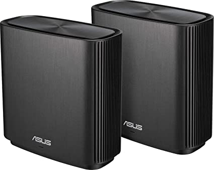 Asus Ai Mesh System Zenwifi Ct8 Schwarz Computer Zubehör