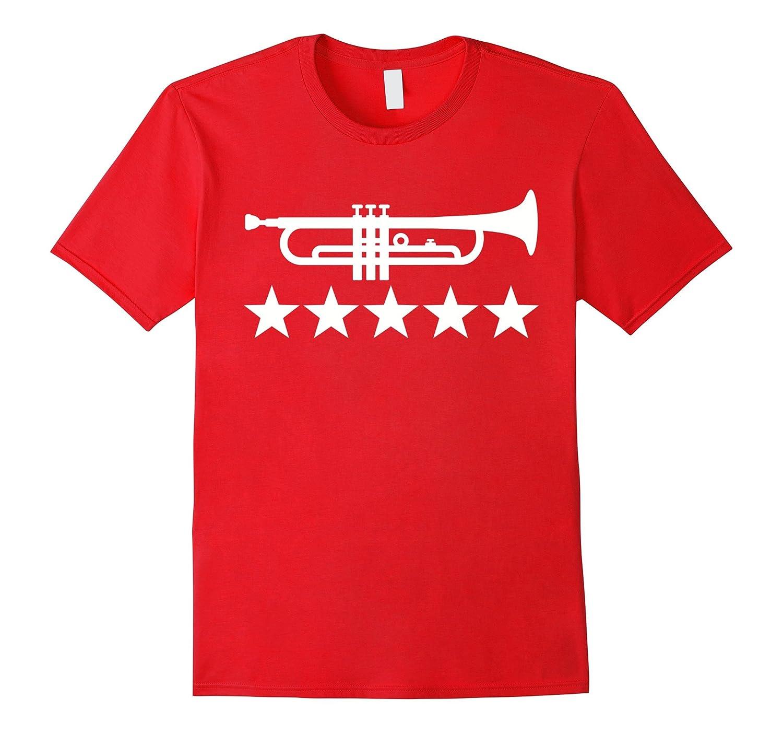 Trumpet stars T-Shirt-Vaci