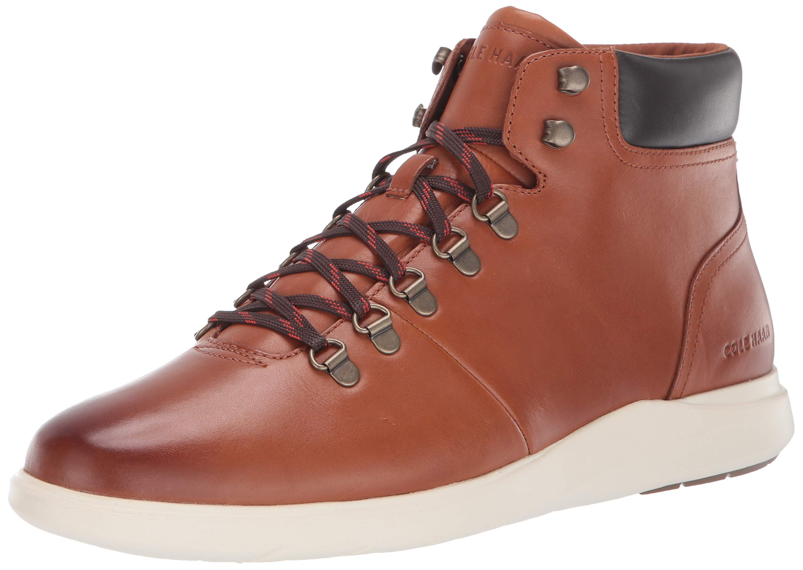 Cole Haan Men's Grand Plus Essex Hiker Boot, Brown, 8.5 M US by Cole Haan