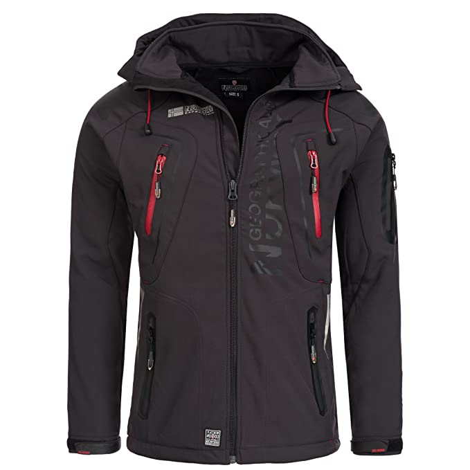 Geographical Norway - Chaqueta - para Hombre Gris Gris
