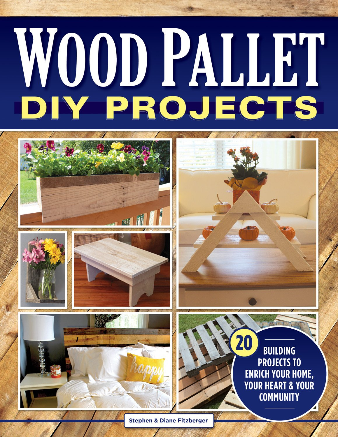 Wood Pallet Diy Projects 20 Building Projects To Enrich