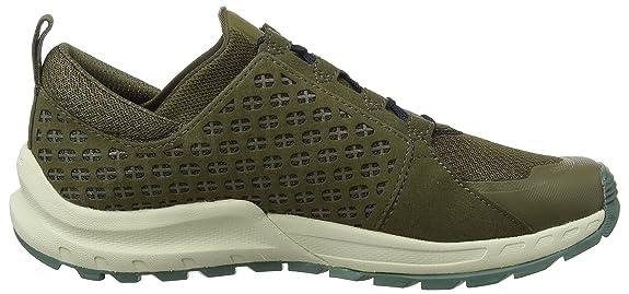 The North Face M Mountain Sneaker, Zapatillas de Deporte para Hombre, Verde (Beech Green/Urban Navy 1Wq), 39 EU