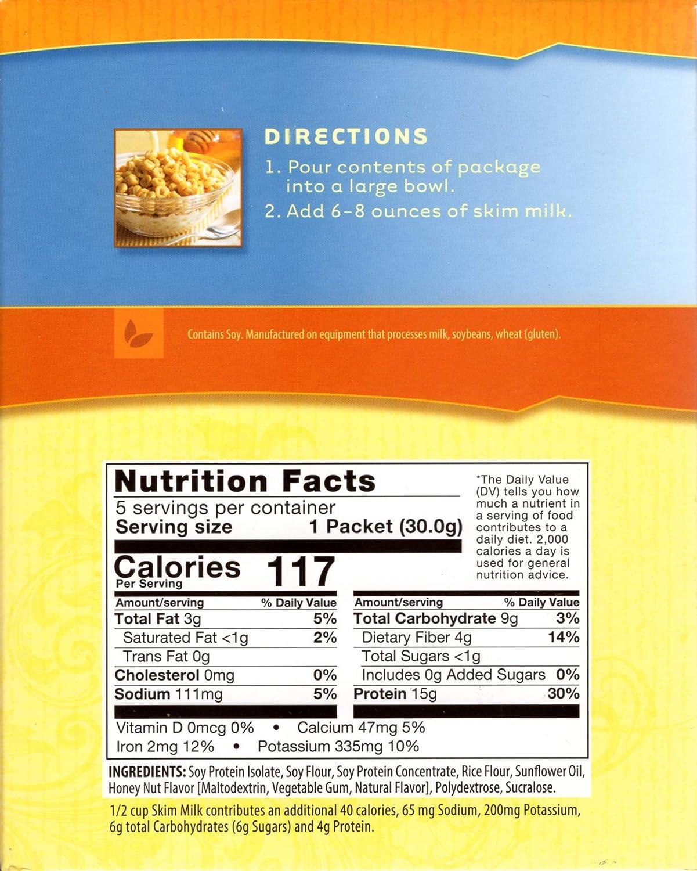 Cereales HealthSmart: Amazon.com: Grocery & Gourmet Food