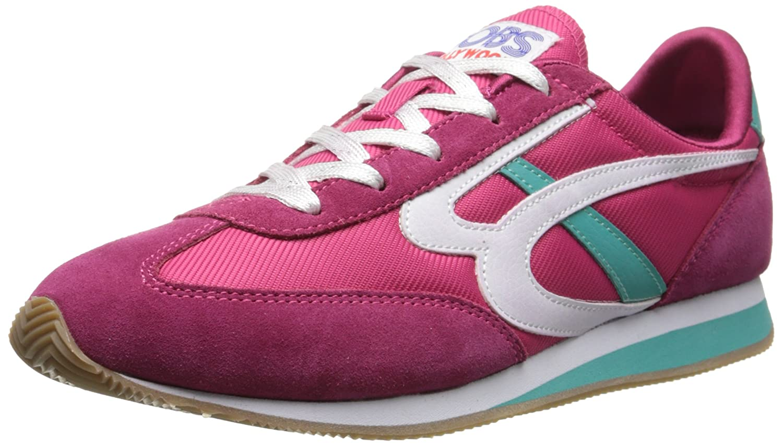 Skechers BOBS from Women's Sunset Fashion Sneaker B00SNATR80 7 B(M) US|Pink
