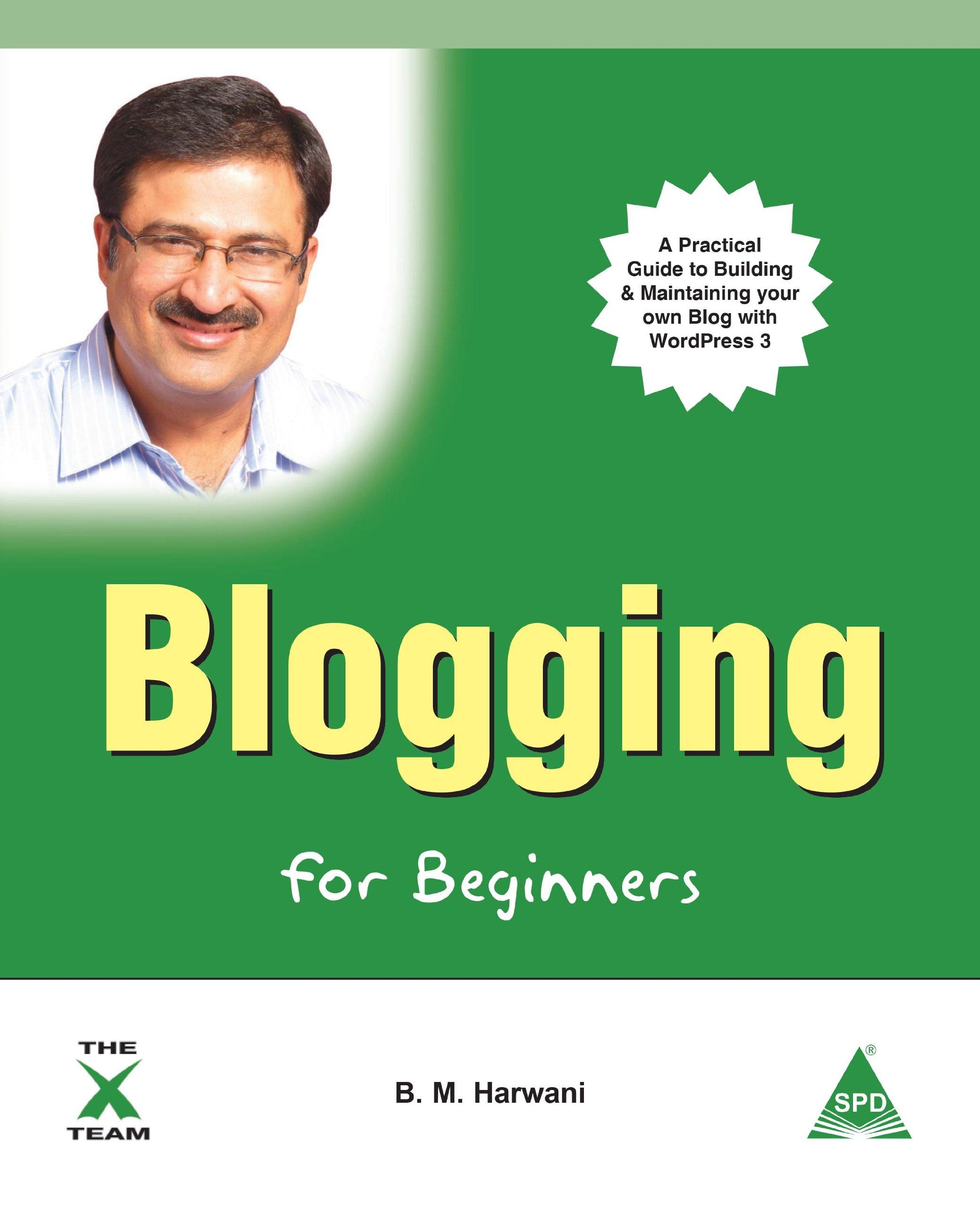 Download Blogging for Beginners pdf epub