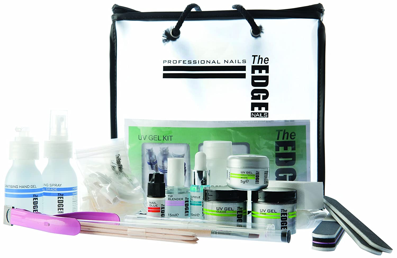 The EDGE UV Gel Nail Kit without Lamp 69547