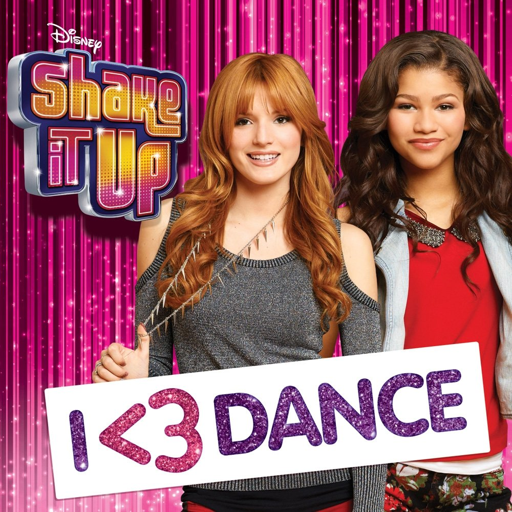 Shake It Up: I <3 Dance (Deluxe Edition with 2 Bonus Tracks) by Walt Disney Records