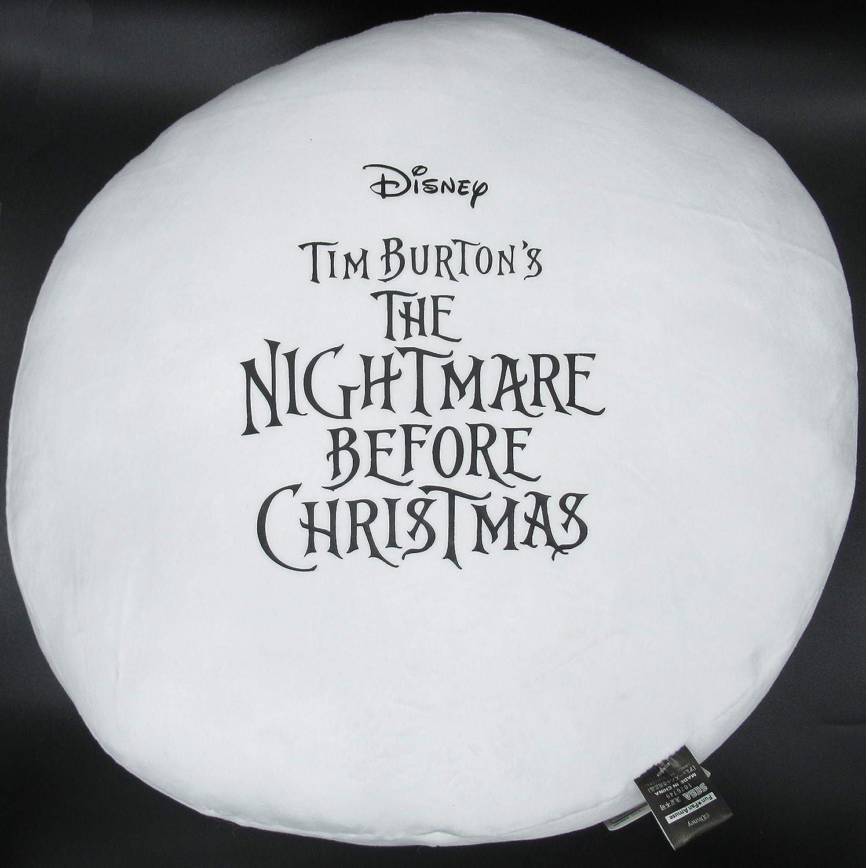 Nightmare be4 - sega termoadhesivos Christmas cojín Redondo ...