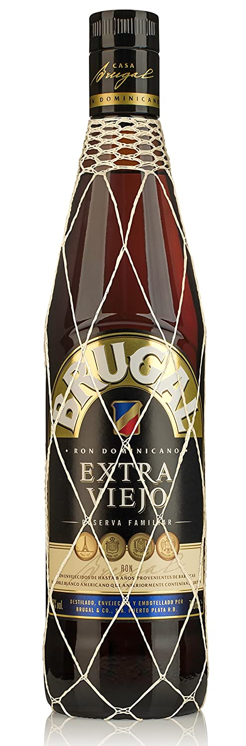 Botella de Brugal Extra Viejo 700 ml